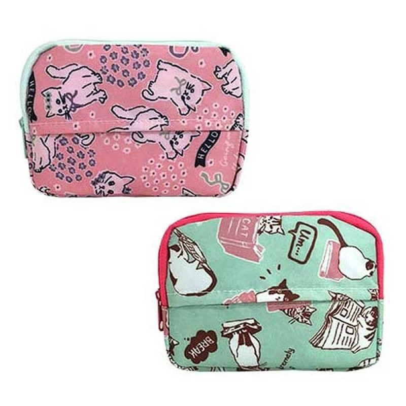 cat pocket pouch 90 x 130 mm