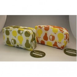 Cosmetic Pouch Modern Fruit Design