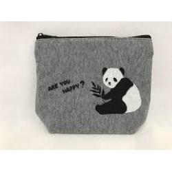 Pouch Panda Print