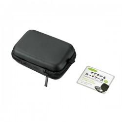 Earphone & cord case (square)