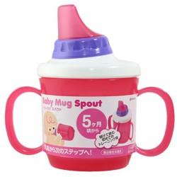 Baby Mug Spout Pink