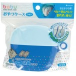 Baby Snack Wide Case Blue