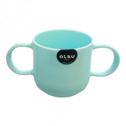 Baby Colorful Cup with Handle Blue 1172