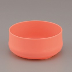 Children's Bowl Deep Pink 1173