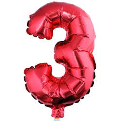 Birthday Balloon No. 3