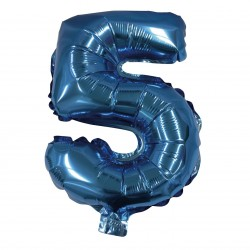Birthday Balloon No. 5