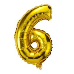 Birthday Balloon No. 6