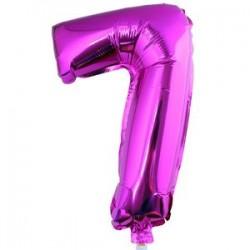 Birthday Balloon No. 7