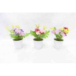 Artificial Botanical Flower Pot