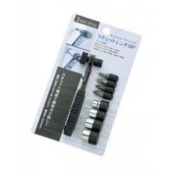 Ratchet wrench 8pcs