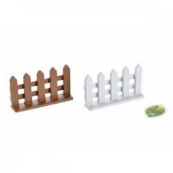 Garden object fence