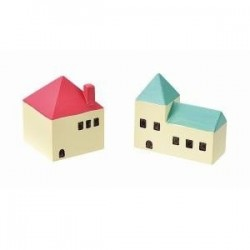 Garden Object Square House