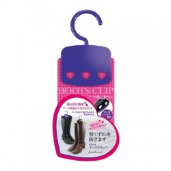 Boot Clip Violet