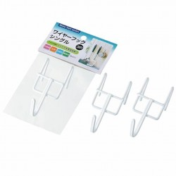 WIre Hook single type 3pcs