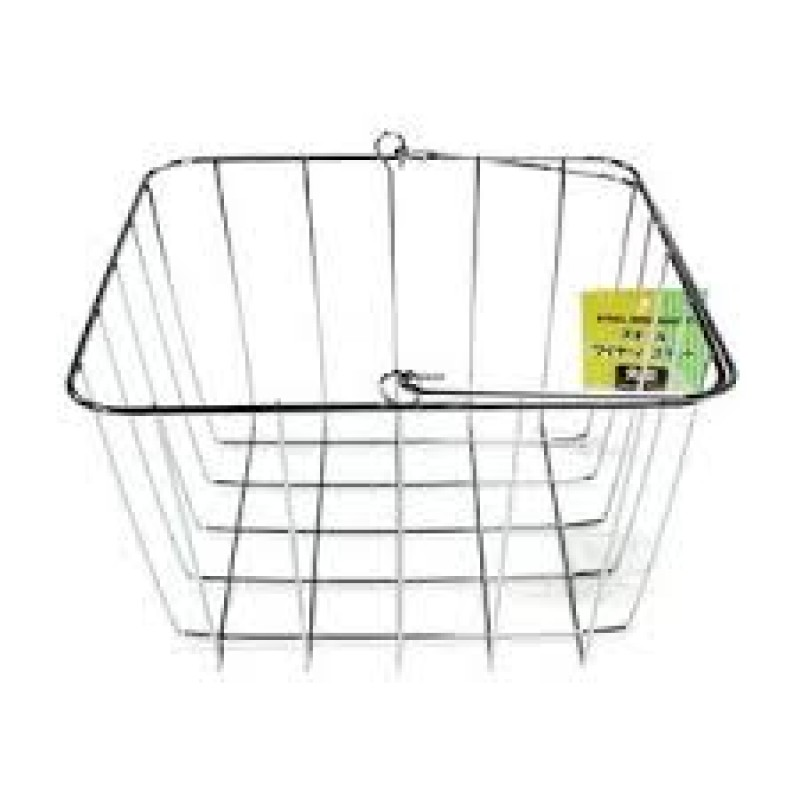 Steel Wire Basket Square Type