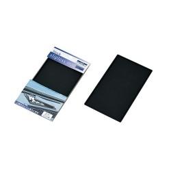 Silicone slipless mat (black)
