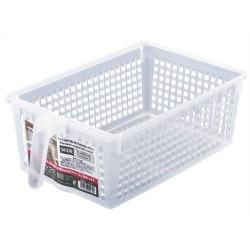Arrange Clear basket wide 199x340x116Hmm