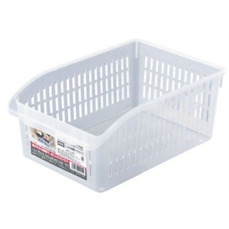 Arrange Clear basket mesh wide 192x282x119Hmm