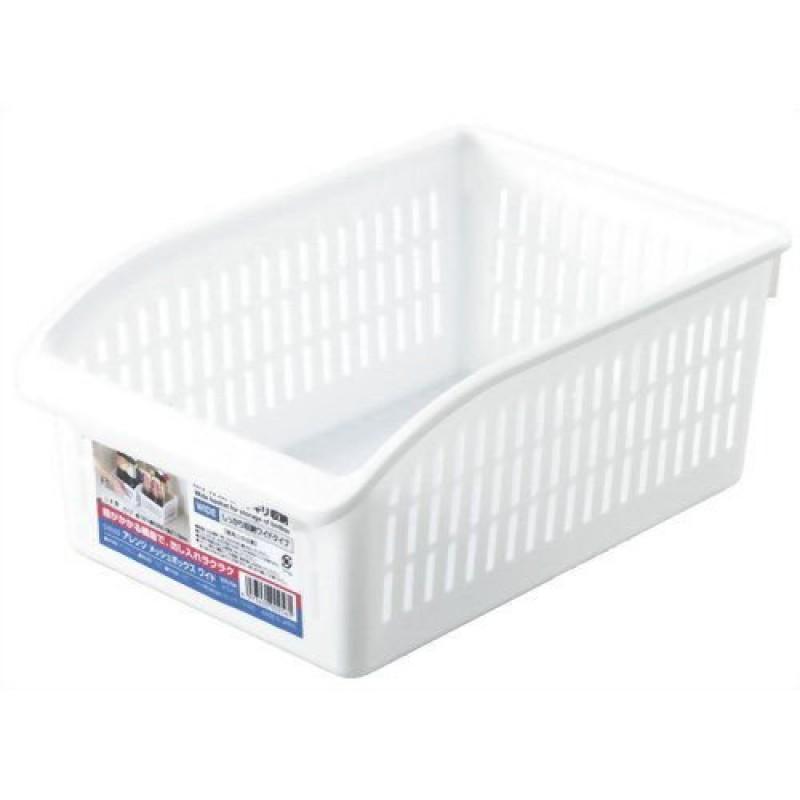 Arrange White basket mesh 192x282x119Hmm