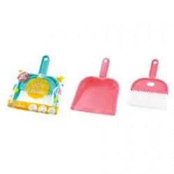 Mini dustpan & broom set