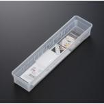 Kitchenware Organizer Slim tray -Clear