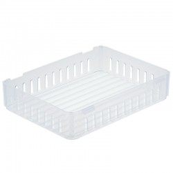 Freezer Tray Wide -Clear