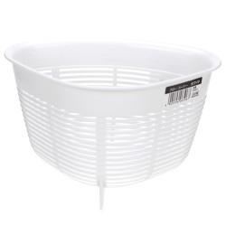 Sink corner waste basket -White 0650