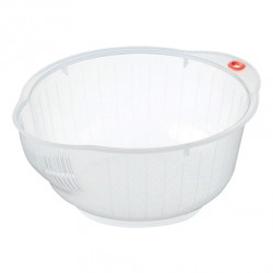 Rice Bowl with drain holes 24cm
