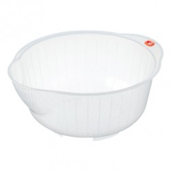 Rice Bowl with drain holes 26cm
