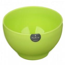 Plastic Bowl 13cm - Green