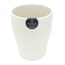 Plastic Cup 340ml - White