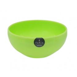 Plastic Dessert Bowl 12cm - Green