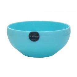 Plastic Dessert Bowl 12cm - Blue