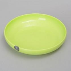 Plastic Plate 20cm - Green