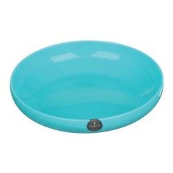 Plastic Plate 20cm - Blue