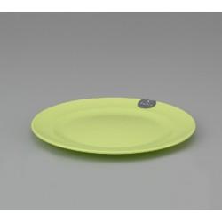 Plastic Plate 18cm - Green