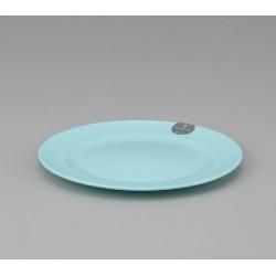 Plastic Plate 18cm - Blue