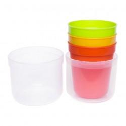 Color cups 3pcs 200ml