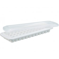 Ice cube tray with lid No. 48 small pieces