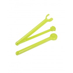 Food Clip Green 2pcs