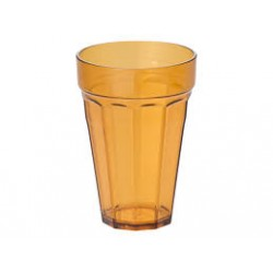 Lucent Glass 350ml Amber