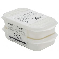 Container 2 pack 350ml