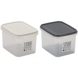Container pack corner deep earth color