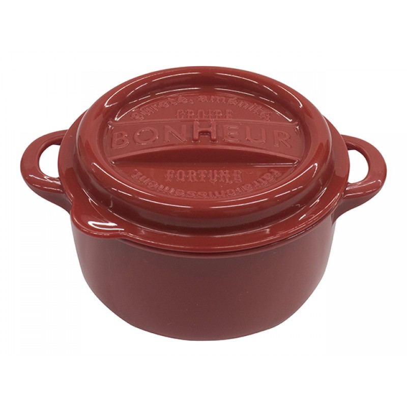 Lunch pot Large Red 310ml