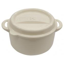 Lunch pot LL cream white 550 ml
