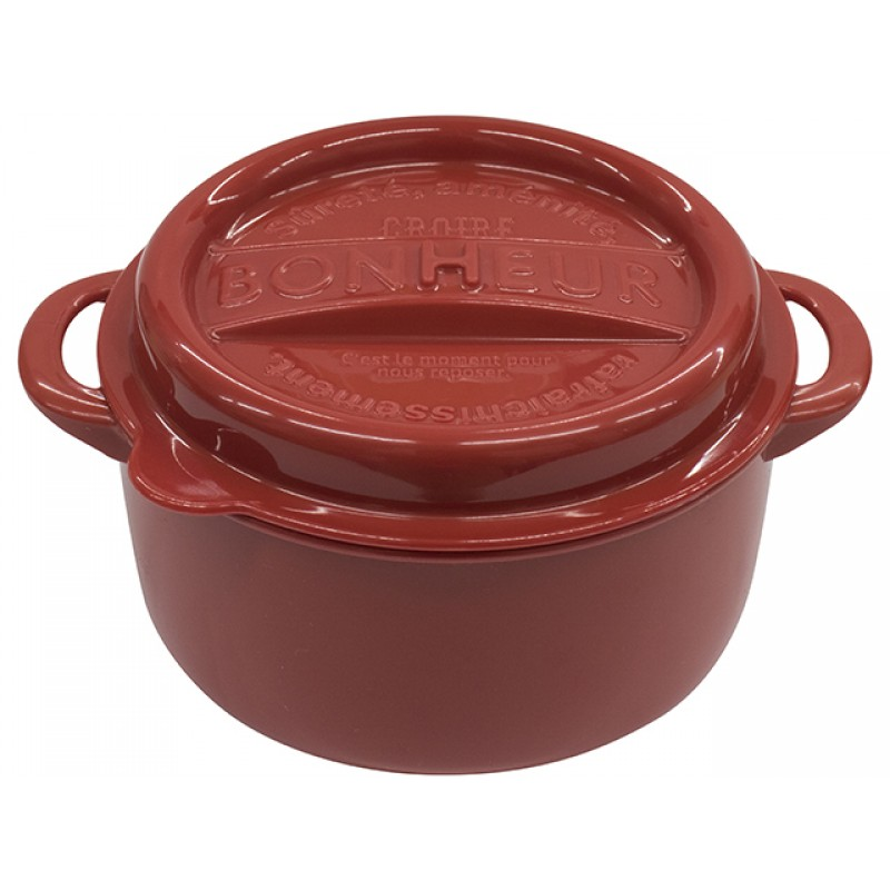 Lunch pot LL Red 550 ml