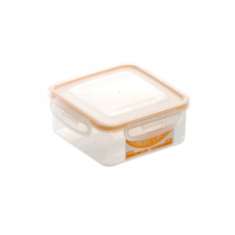 Preservation Box Square Orange