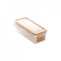 Preservation Box with airtight lid Orange