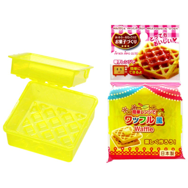 D-5076 Waffle maker by micro wave 4973430003698