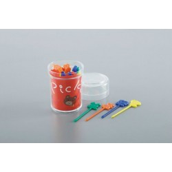 Child toothpicks 25pcs